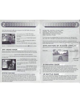 DIRT TRACK DEVILS voor Playstation 2 PS2