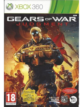 GEARS OF WAR JUDGMENT voor Xbox 360