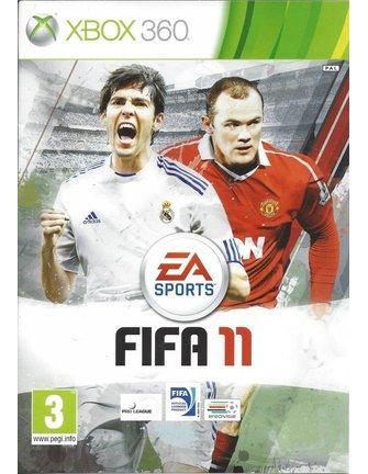 FIFA 11 voor Xbox 360