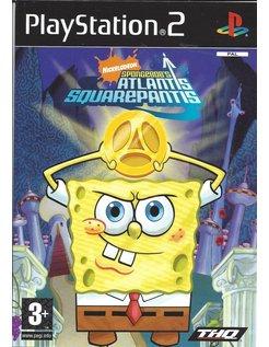 SPONGEBOB'S ATLANTIS SQUAREPANTIS für Playstation 2 PS2