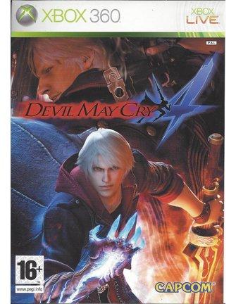 DEVIL MAY CRY 4 für Xbox 360