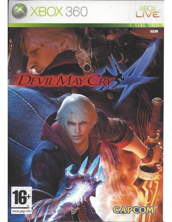 DEVIL MAY CRY 4 voor Xbox 360