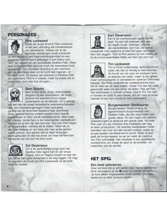 HET REGENT GEHAKTBALLEN voor PSP