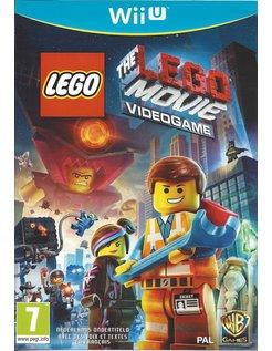 THE LEGO MOVIE VIDEO GAME voor Nintendo Wii U