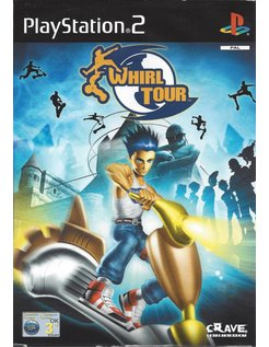 WHIRL TOUR voor Playstation 2 PS2