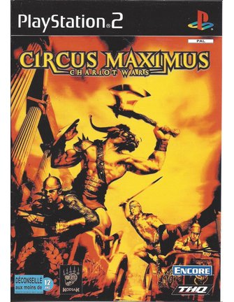 CIRCUS MAXIMUS CHARIOT WARS voor Playstation 2 PS2