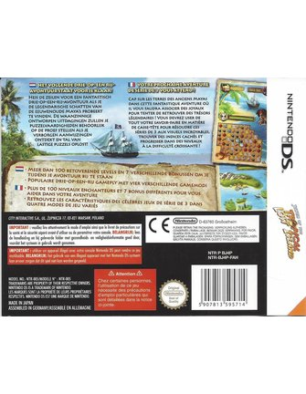 JEWELS OF THE LOST TROPICAL ISLAND für Nintendo DS