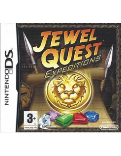 JEWEL QUEST EXPEDITIONS voor Nintendo DS