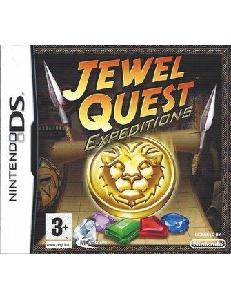 JEWEL QUEST EXPEDITIONS für Nintendo DS