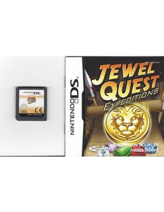 JEWEL QUEST EXPEDITIONS voor Nintendo DS