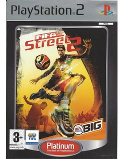 FIFA STREET 2 voor Playstation 2 PS2