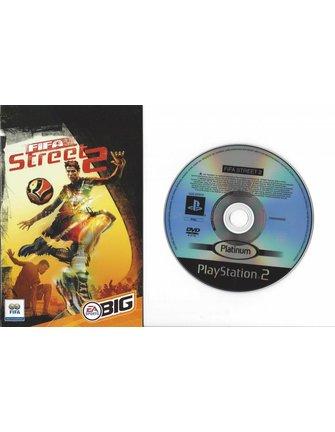 FIFA STREET 2 voor Playstation 2 PS2