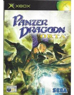 PANZER DRAGOON ORTA voor Xbox