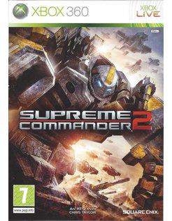 SUPREME COMMANDER 2 voor Xbox 360