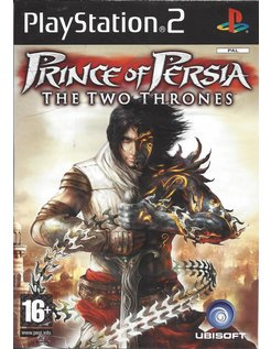 PRINCE OF PERSIA THE TWO THRONES voor Playstation 2 PS2