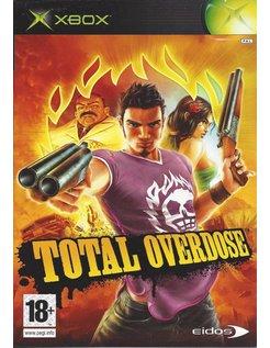 TOTAL OVERDOSE voor Xbox