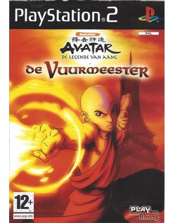 AVATAR DE LEGENDE VAN AANG - DE VUURMEESTER voor Playstation 2 PS2