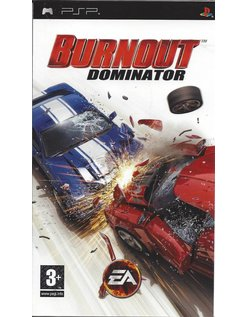 BURNOUT DOMINATOR voor PSP