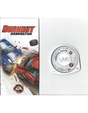 BURNOUT DOMINATOR für PSP