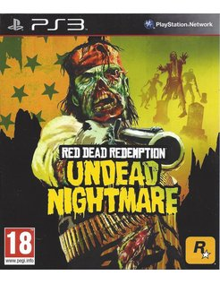 RED DEAD REDEMPTION UNDEAD NIGHTMARE für Playstation 3 PS3