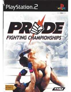 PRIDE FIGHTING CHAMPIONSHIPS voor Playstation 2 PS2