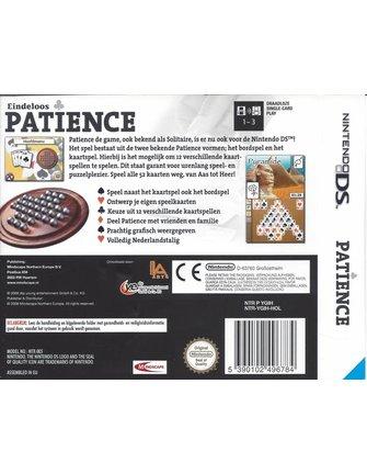 EINDELOOS PATIENCE für Nintendo DS