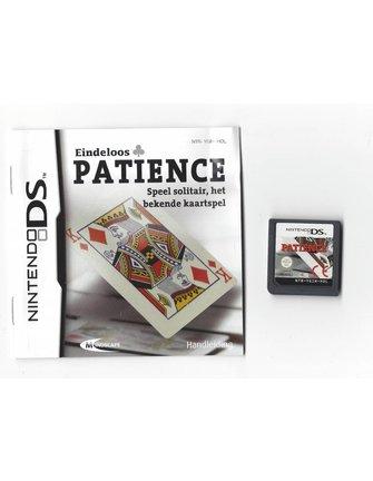EINDELOOS PATIENCE voor Nintendo DS
