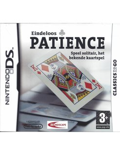 EINDELOOS PATIENCE for Nintendo DS