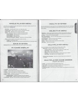 JAMES BOND GOLDENEYE 007 voor Nintendo Wii
