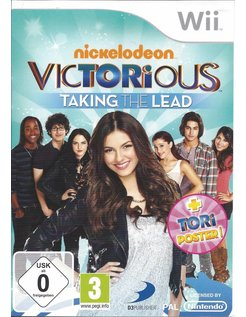 VICTORIOUS TAKING THE LEAD for Nintendo Wii