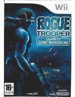 ROGUE TROOPER QUARTZ ZONE MASSACRE voor Nintendo Wii