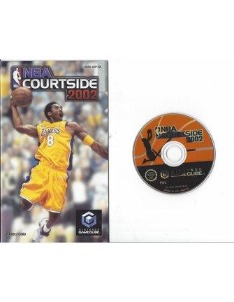 NBA COURTSIDE 2002 voor Nintendo Gamecube