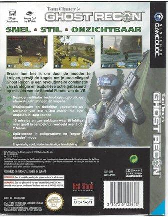 GHOST RECON für Nintendo Gamecube