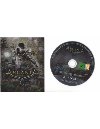 ARCANIA THE COMPLETE TALE voor Playstation 3 PS3