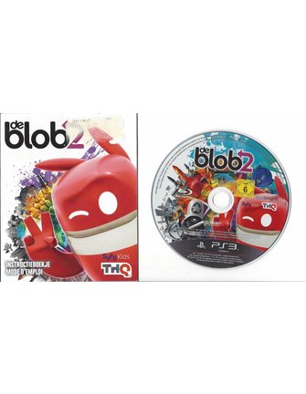 DE BLOB 2 voor Playstation 3 PS3