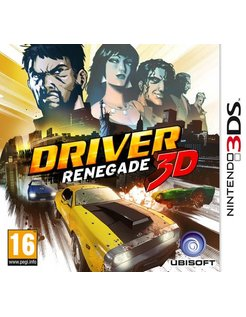 DRIVER RENEGADE 3D for Nintendo 3DS