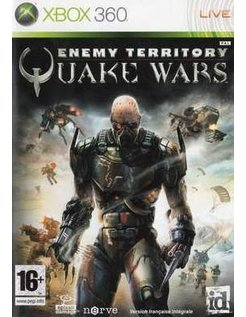 ENEMY TERRITORY QUAKE WARS voor Xbox 360
