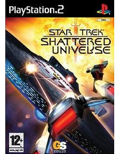 STAR TREK SHATTERED UNIVERSE voor Playstation 2 PS2
