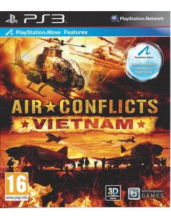AIR CONFLICTS VIETNAM voor Playstation 3 PS3