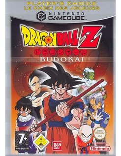 DRAGON BALL Z BUDOKAI voor Gamecube