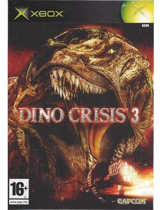 DINO CRISIS 3 für Xbox