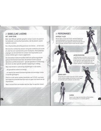 DINO CRISIS 3 voor Xbox