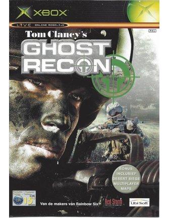 GHOST RECON voor Xbox