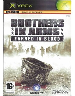 BROTHERS IN ARMS EARNED IN BLOOD für Xbox
