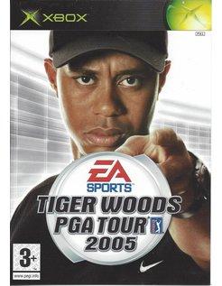 TIGER WOODS PGA TOUR 2005 für Xbox