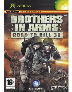 BROTHERS IN ARMS ROAD TO HILL 30 voor Xbox