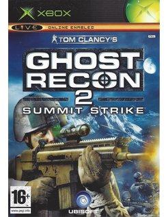 GHOST RECON 2 SUMMIT STRIKE voor Xbox