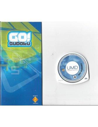 GO SUDOKU voor PSP