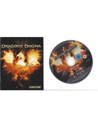 DRAGON'S DOGMA voor Playstation 3 PS3