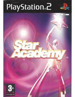 STAR ACADEMY für Playstation 2 PS2 (Französisch)
